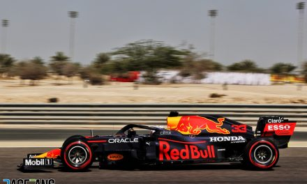 Red Bull on top in first practice as Verstappen leads Bottas and Norris · RaceFans