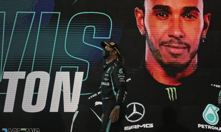 Wolff says the racing gods favoured Mercedes after narrow win over Red Bull · RaceFans