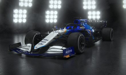 Williams FW43B revealed with heavily-revised livery