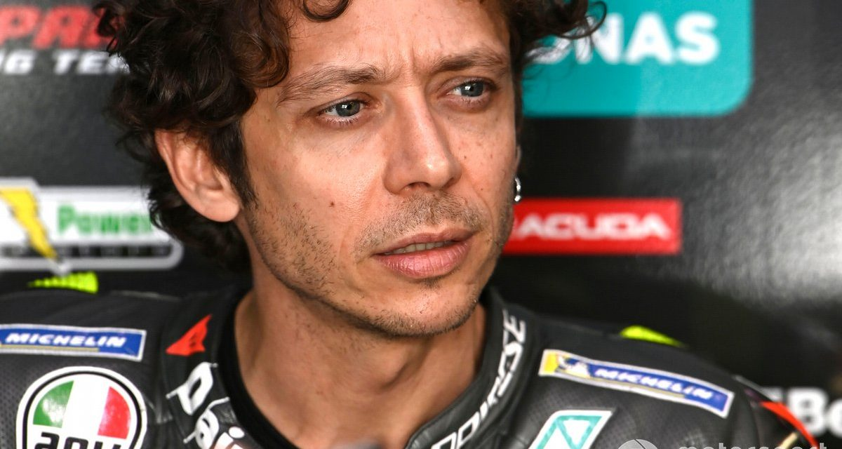 """Rossi """"disappointed"""" me and his fans with Doha MotoGP display"""