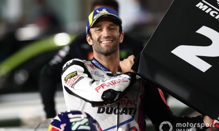 """""""Gamble"""" Zarco proving to be MotoGP rider """"we thought he was"""""""