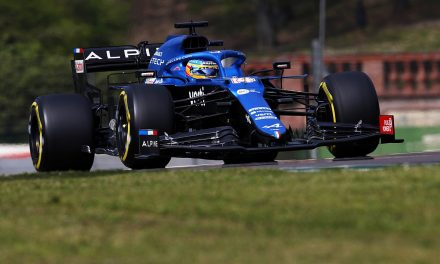 Lack of trust in Alpine F1 car costly at old-school Imola