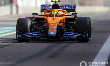 McLaren wants return to extra F1 testing in 2022