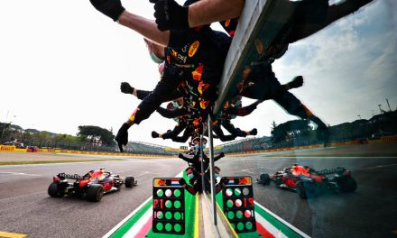 F1: Emilia Romagna Grand Prix in Words, Stats and Pictures