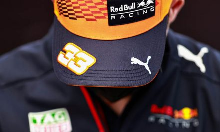 Verstappen to take philosophical approach