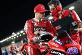 Doha MotoGP, Qatar: Petrucci: I couldn't defend myself on the straight | MotoGP