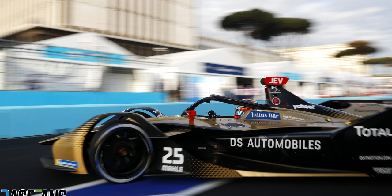 Vergne victorious as Vandoorne hits manhole cover in race of drama · RaceFans