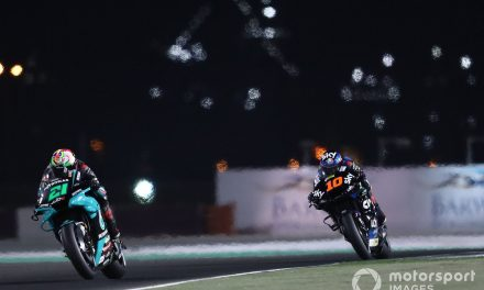 No clear cause of Qatar MotoGP woes found