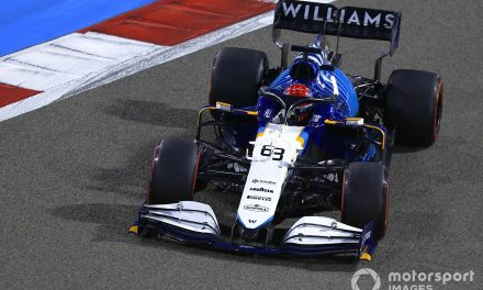 Williams won't sacrifice 2022 car to make gains in 2021