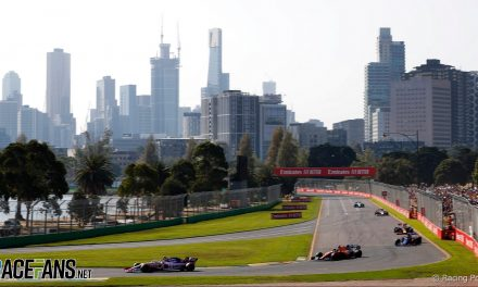 Removal of turn nine chicane to cut F1 lap times by five seconds at Albert Park · RaceFans