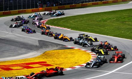 """F1 """"continuing discussions"""" over Canadian GP amid reports race has been cancelled · RaceFans"""