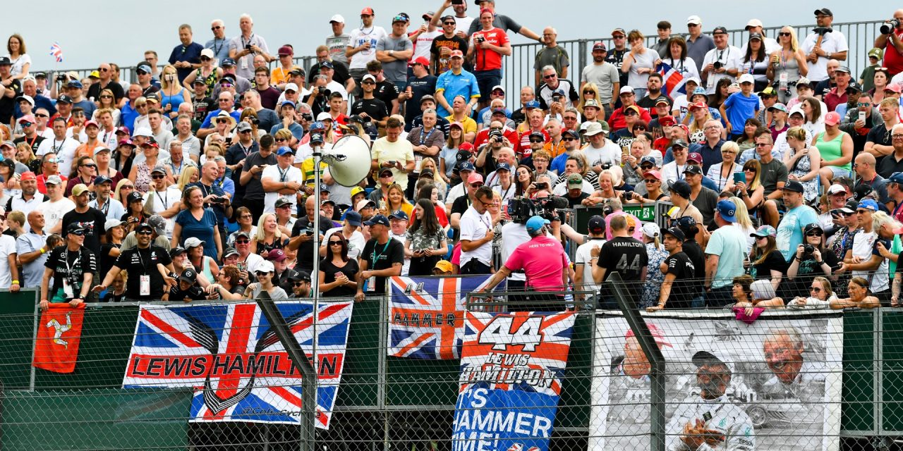 More F1 venues following Silverstone's lead in aim for full crowds · RaceFans