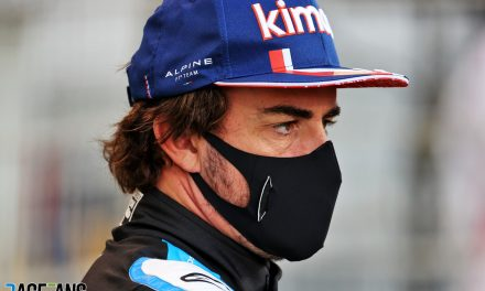 Alonso keen for Alpine upgrades for Imola · RaceFans