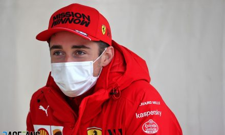 """Third place in the championship is """"realistic"""" for Ferrari"""