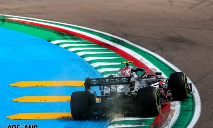 F1 eases track limits restrictions at Imola · RaceFans