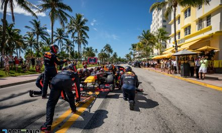 F1 to keep 23-race schedule in 2022 after addition of Miami · RaceFans
