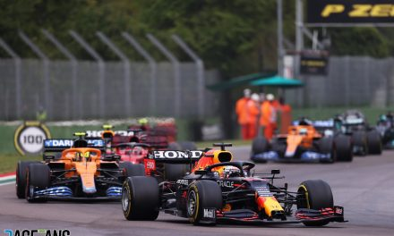 With Norris' instincts, Leclerc could have snookered Verstappen into losing the race · RaceFans