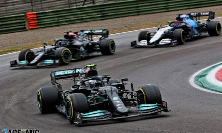 Stewards clear Russell and Bottas of blame for race-stopping shunt · RaceFans