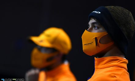 Extra DRS zone won't make overtaking too easy, McLaren pair say · RaceFans
