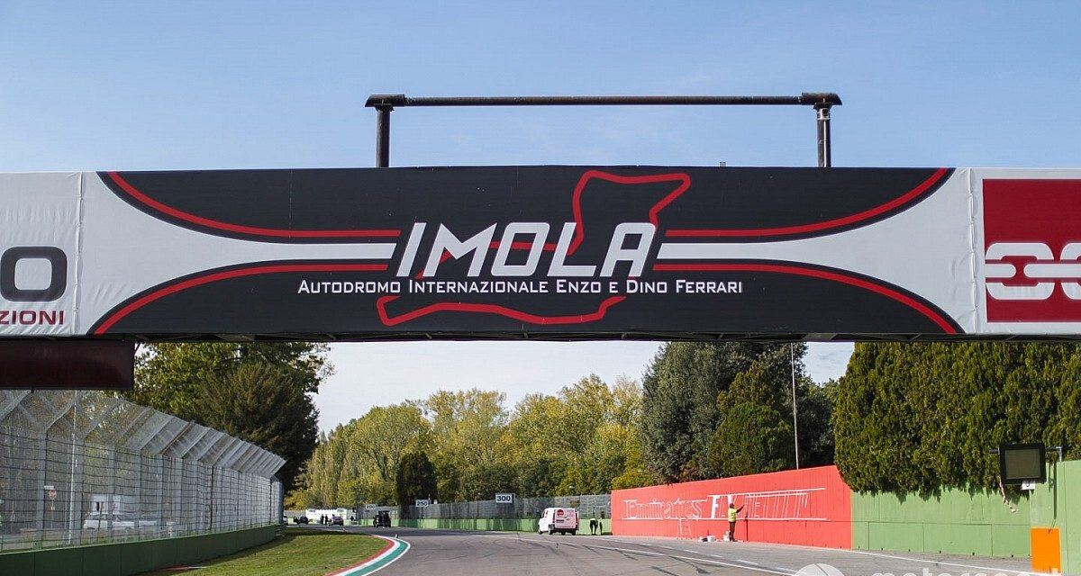 2021 F1 Emilia Romagna GP session timings and preview