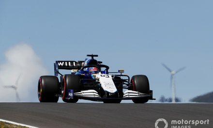 """Russell """"aiming for points"""" after qualifying 11th for Portuguese GP"""