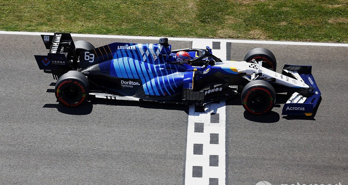 'Race of survival' hardest for Williams since 2019