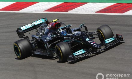 Sensor issue caused Bottas's power loss in Portugal F1 fight with Verstappen