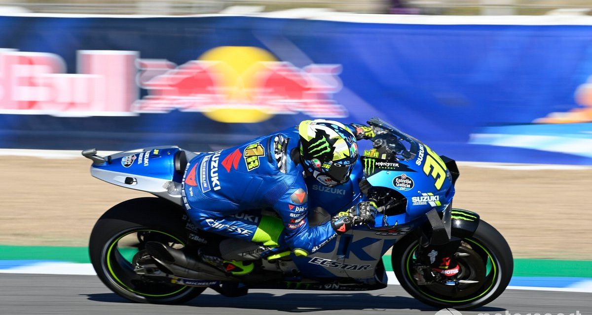 """Mir """"not worried"""" by winless start to MotoGP title defence"""
