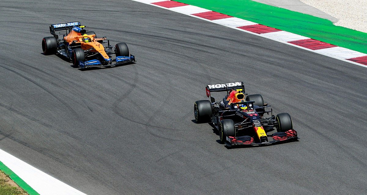 Norris can break Mercedes/Red Bull championship lock-out