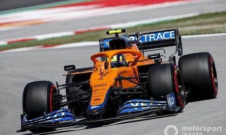 "Q1 traffic ""cost me"" later in F1 Spanish GP qualifying"