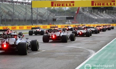 Three F1 teams voted against sporting penalties for budget cap breaches