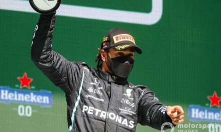 """""""Exceptional"""" displays now Hamilton's standard in F1"""