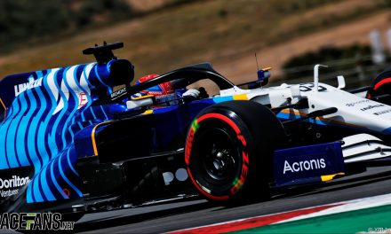 Williams suspect Norris pitting cost Russell a place in Q3