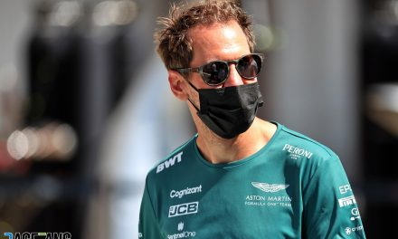 """Aston Martin """"expected to be stronger this year"""", Vettel admits · RaceFans"""