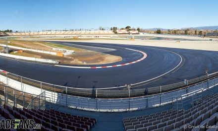 What F1 drivers make of Catalunya's new turn 10 · RaceFans