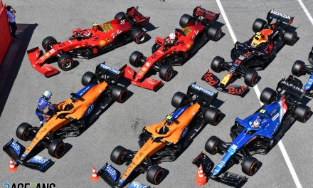 F1 pictures: 2021 Spanish Grand Prix qualifying day
