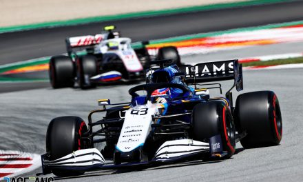 Williams 'felt the best ever' despite late slide to 14th